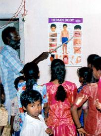 Programm zur sexuellen Gesundheitserziehung